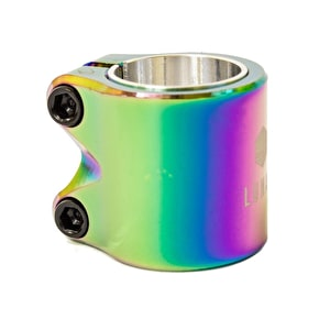 Drone Lunar Scooter Double Clamp - Neochrome