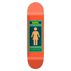 Girl 93 Til Skateboard Deck - Biebel 8.0