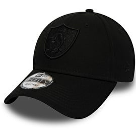 New Era Oakland Raiders NFL 9FORTY Snapback Cap - Black
