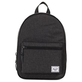 Herschel Grove X-Small Backpack - Black Crosshatch