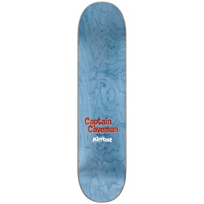 Almost Captain Caveman R7 Skateboard Deck - Haslam 8.375