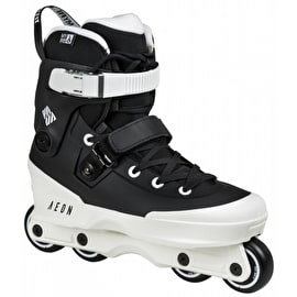 USD Aeon 60 2018 Aggressive Skates Black