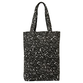 Mi-Pac Tote Bag - Splattered Black/White