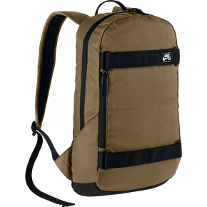 Nike SB Courthouse Backpack - Golden Beige/Black