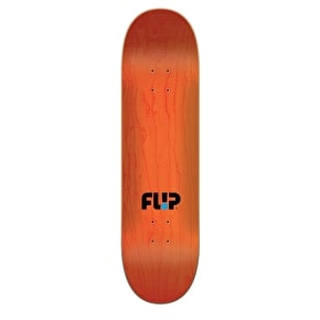 Flip Odyssey Tom Neon Skateboard Deck - Multi 8