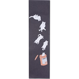 RIPNDIP Pills Skateboard Grip Tape - Black