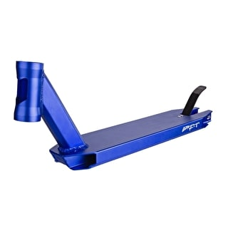 Grit Invader Scooter Deck - Anodised Blue