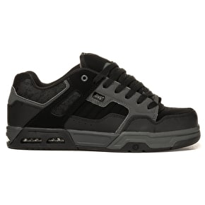 DVS Enduro Heir Skate Shoes - Gunmetal Leather