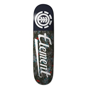 Element Concrete Script Skateboard Deck 7.75''