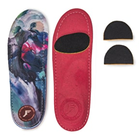 Footprint Gamechangers Orthotics 5mm Insoles - Saviour