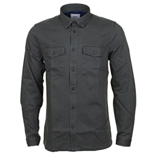 WeSC Olaf Shirt - Forest Green