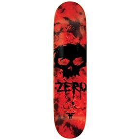 Zero x Fallen Skateboard Deck - Blood Skull R7 Thomas 8.375
