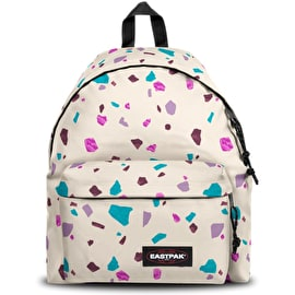 Eastpak Padded Pak'R Backpack - Terro White