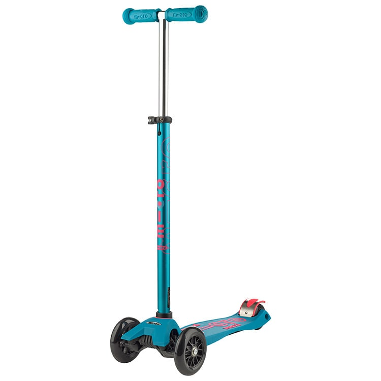 Maxi Micro Deluxe Complete Scooter  Turquoise
