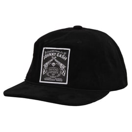 Diamond Supply Co Tennessee Three Snapback Hat - Black