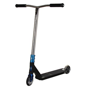 Apex Pro Custom Scooter - Black/Polished/Blue