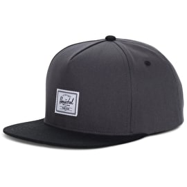Herschel Dean Cap - Dark Shadow/Black