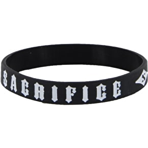 Sacrifice Wrist Band - Black