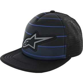 Alpinestars Fractured Custom Trucker Cap - Blue