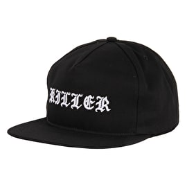 Rebel8 x Killer Mike Dusty Snapback Cap - Black