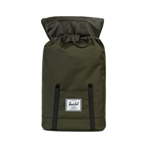 Herschel Retreat Backpack - Forest Night/Black Rubber