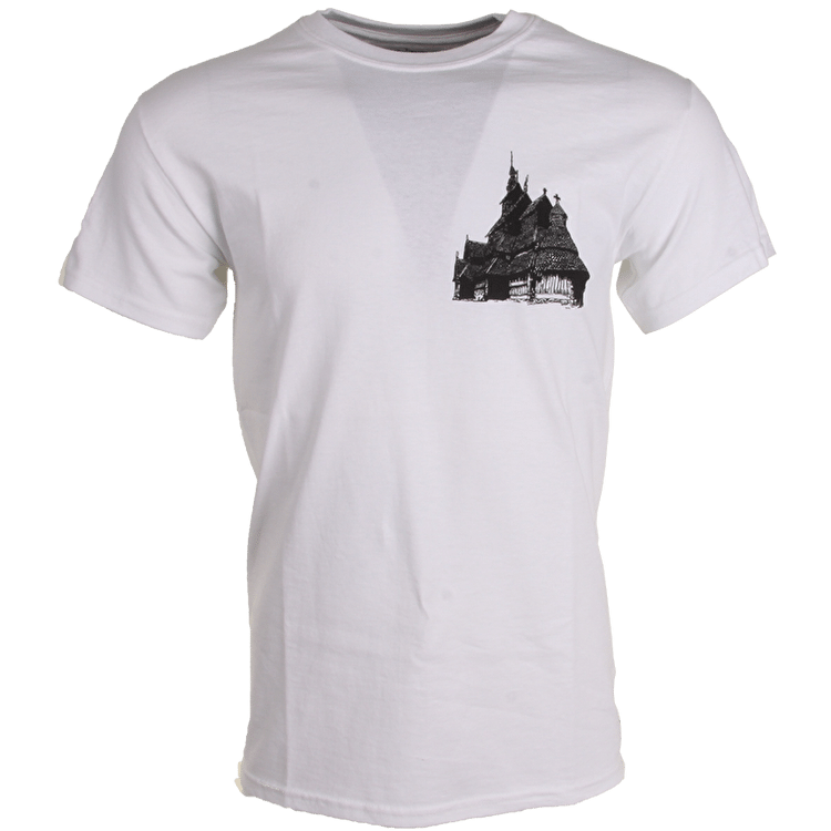 Witchcraft T-Shirt - Stave - White