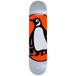 A Third Foot Penguin Books Skateboard Deck - Grey - 7.75