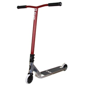Apex Pro Custom Scooter - Chrome/Red