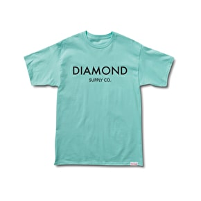 Diamond Classic T-Shirt - Diamond Blue