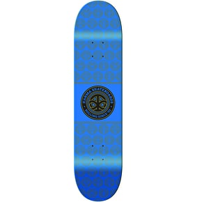 Karma Seal Skateboard Deck - Blue - 8