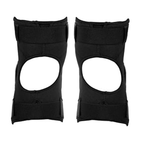 TSG D30 Roller Derby Knee Pad-Black