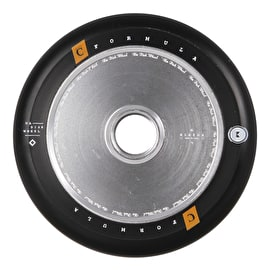 B-Stock UrbanArtt 125mm Ink Core Scooter Wheel - Chrome (Cosmetic Damage)