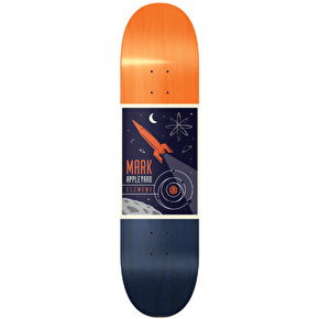 Element Skateboard Deck - Cosmonaut Appleyard 8.125