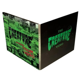 Creature: The Creature Tour Video Skateboard DVD