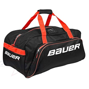 Bauer Core Carry Bag - Large - Black/Red