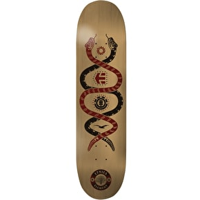 Etnies X Element Skateboard Deck - Tan