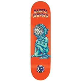 Foundation Servold Take A Knee Pro Skateboard Deck - 8.125
