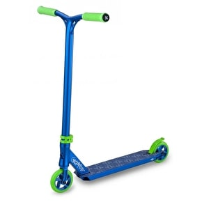 Sacrifice Flyte 100 Complete Scooter - Blue / Green