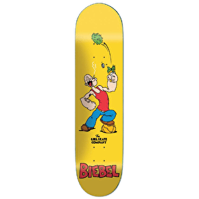 Girl Skateboard Deck - One Off Biebel 8