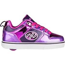 Heelys Motion Plus - Purple/Pink Shimmer/Grape