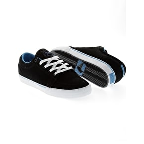 Globe GS Shoes - Black/Colbalt