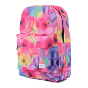 Spiral OG Prime Backpack - Florescent Floral