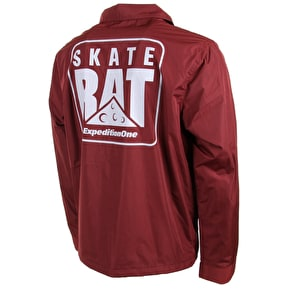 Expedition One Skate Rat Jacket - Maroon