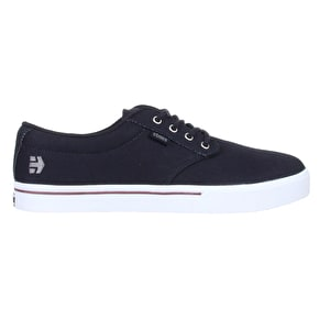 Etnies Jameson 2 Eco Shoes - Navy/White