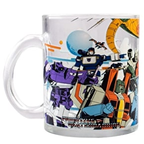 Primitive x Transformers Battlefield Mug