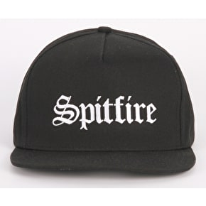 Spitfire O.G. Embroidered Snapback Cap