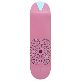 Alien Workshop Watcher Skateboard Deck - Pink 8.5