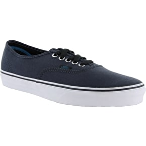 Vans Authentic Shoes - Suited Black/Pewter - UK 10 (B-Stock)