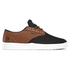 Etnies X Element Jameson SC Skate Shoes - Black/Brown