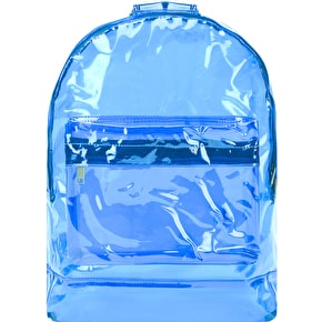 Mi-Pac Transparent Backpack - Blue